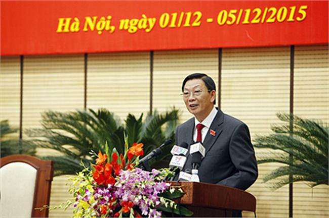 Phút trần tình cuối của ông Nguyễn Thế Thảo