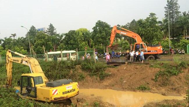 Vỡ đường ống nước sạch sông Đà: Trách nhiệm TP Hà Nội đến đâu?