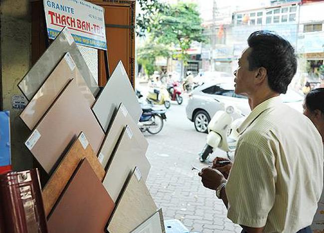 Gạch men Việt Nam và cơ hội tại thị trường Đài Loan
