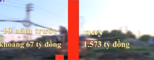 """Chậm giải phóng mặt bằng - """"Nút thắt"""" 10 năm của kênh Tham Lương"""