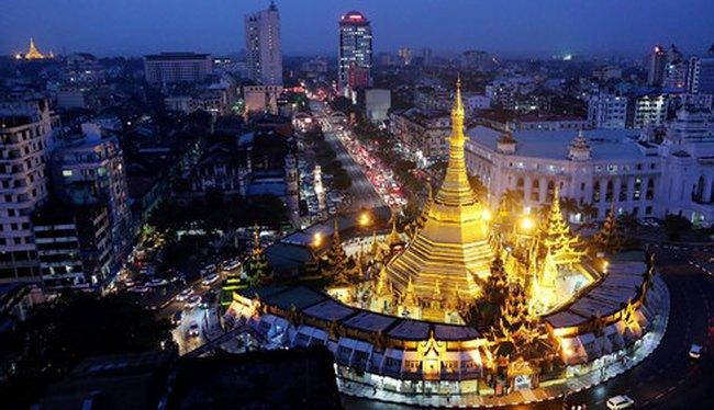 Myanmar ký sự: Từ Burma 1981 đến Myanmar 2015