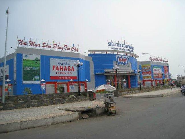 Nguyễn Kim sẽ đầu tư trung tâm thương mại tại Long An