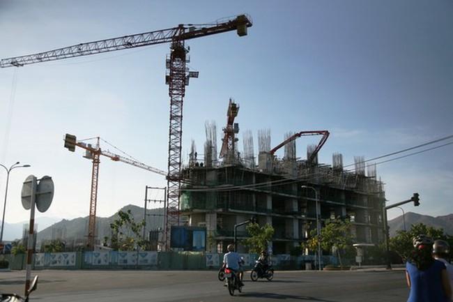 Đề nghị dừng công trình Mường Thanh 48 tầng ở Khánh Hoà