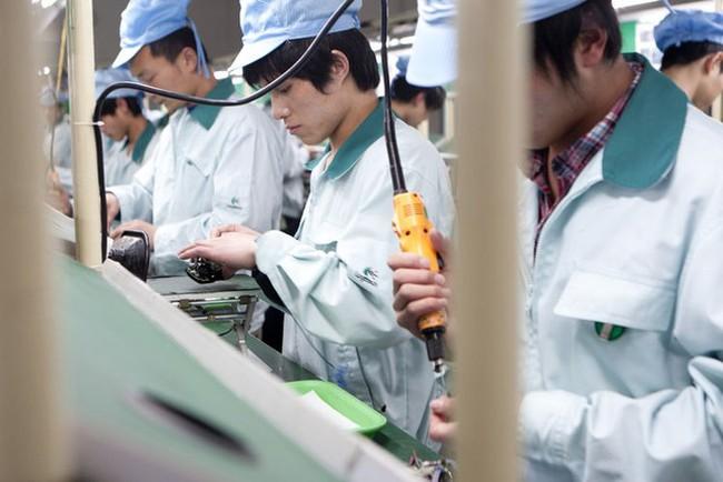 PMI của Trung Quốc thấp nhất 3 năm