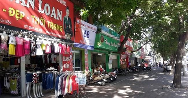 phố chùa Bộc