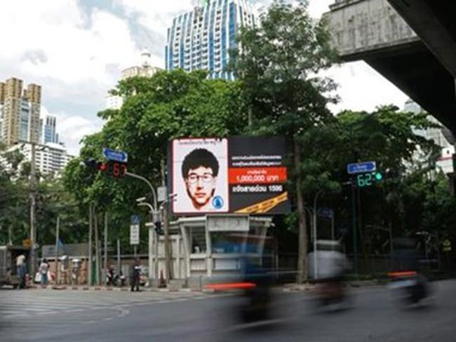 Thái Lan đã bắt được nghi can đánh bom đẫm máu ở Bangkok