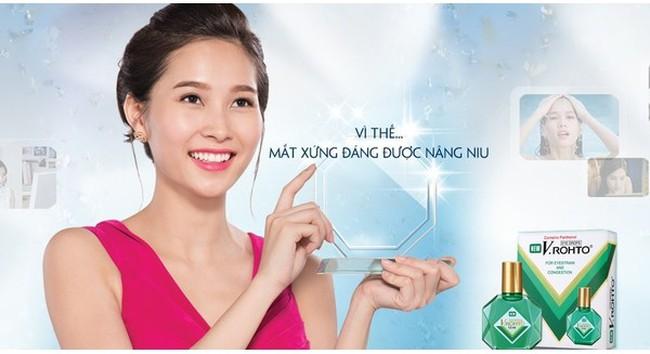 V.Rohto giành 'ngôi vương' thị trường thuốc nhỏ mắt Việt Nam bằng cách nào?