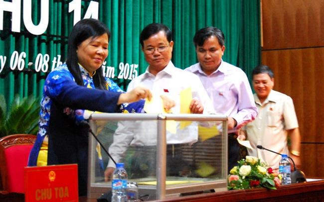 Nhân sự mới 2 tỉnh Quảng Nam, Điện Biên