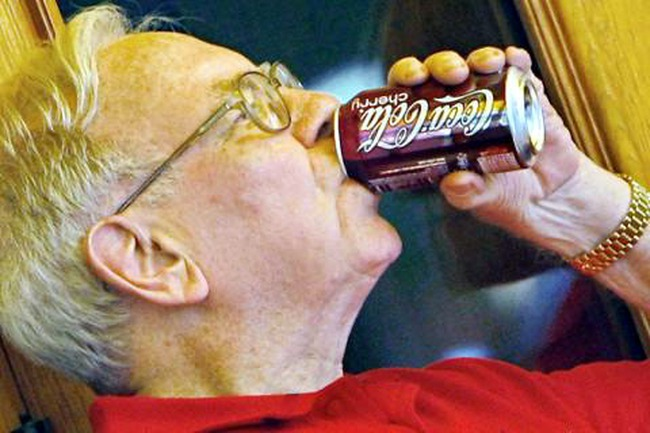 Warren Buffett khiến bạn ... phát phì
