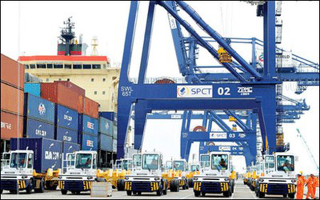 Bộ GTVT được quyền định khung giá dịch vụ tại cảng