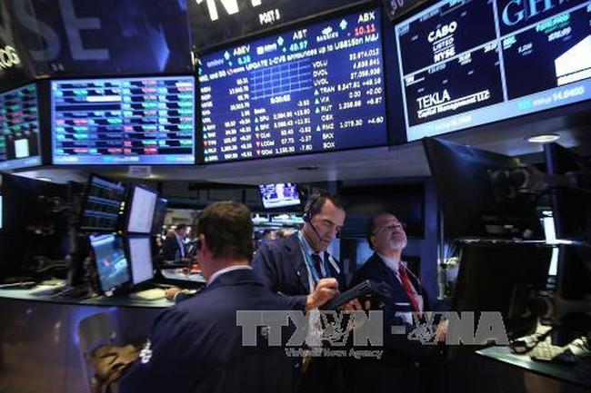 """""""Đại gia"""" ngân hàng Mỹ bị ảnh hưởng xấu từ Hy Lạp, Trung Quốc"""