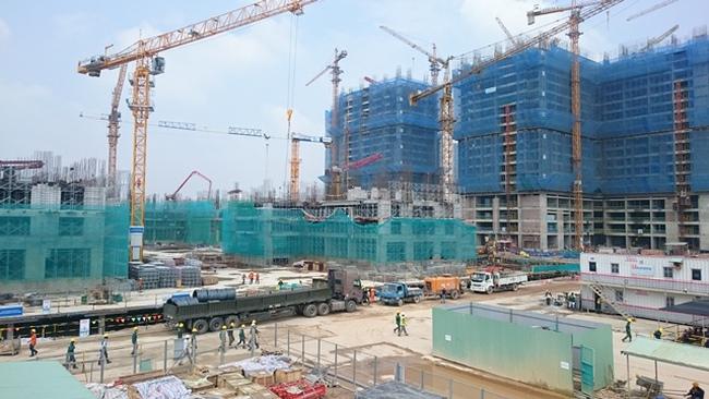 Tiến độ loạt dự án BĐS lớn khu vực phía Tây Thủ đô