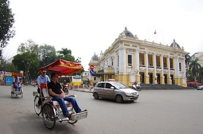 Xây dựng đề án thành lập Sở du lịch Hà Nội