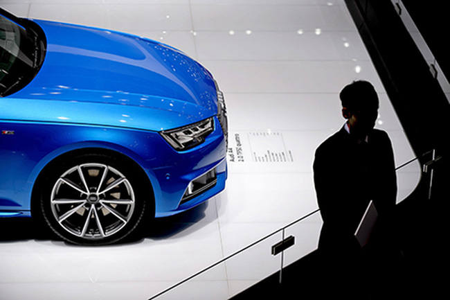 Xe hạng sang Audi chính thức bị điều tra gian lận khí thải