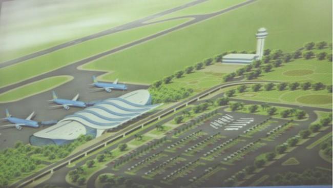 Cảng hàng không Quảng Ninh sẽ được đầu tư theo hình thức BOT