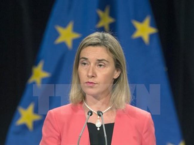EU muốn ra quy định gắn nhãn sản phẩm từ các khu định cư Do Thái
