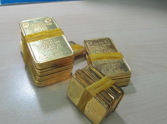 Giá vàng giảm 150 nghìn đồng/lượng trong tuần
