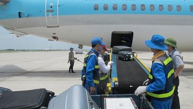 Chống mất cắp hành lý cho khách đi máy bay