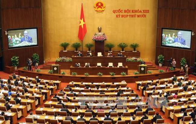 Hôm nay bế mạc kỳ họp thứ 10, Quốc hội khóa XIII