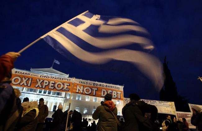 Hy Lạp không còn đường lùi