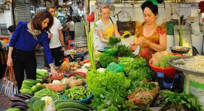 Hà Nội: CPI tháng 5 tiếp tục tăng do xăng, điện
