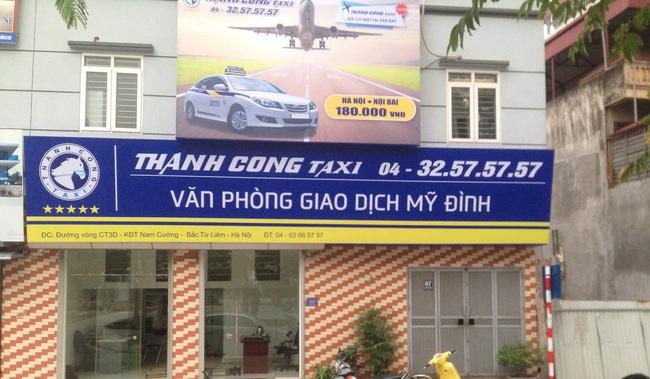 Thành Công Taxi khai trương Văn phòng Giao dịch Mỹ Đình