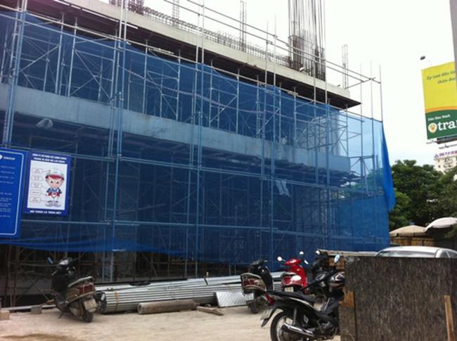 Cận cảnh công trường thi công loạt dự án đang rầm rộ mở bán (Phần 1)