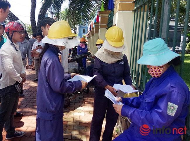 """Lấy lý do để trì hoãn ĐHCĐ, giám đốc Sở TN-MT Đà Nẵng phải """"đi xin"""" để """"cứu đói"""" cho công nhân"""