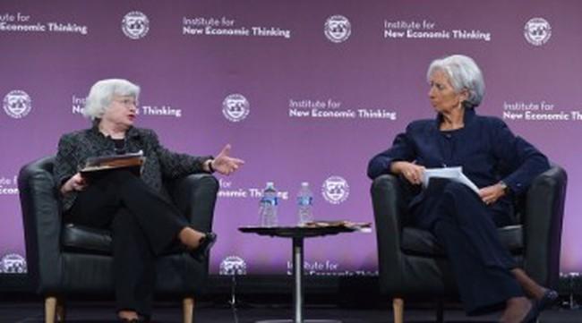 IMF cảnh báo rủi ro nếu FED tăng lãi suất sớm