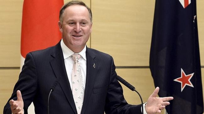 Thủ tướng New Zealand John Key sẽ thăm chính thức Việt Nam