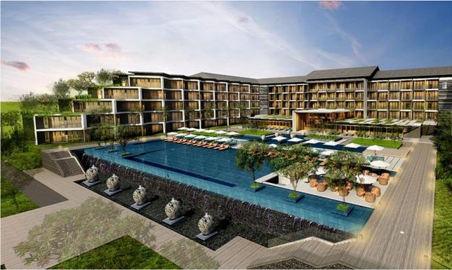 Dự án nghìn tỷ ở Phú Quốc sắp đưa khách sạn 4 sao vào hoạt động