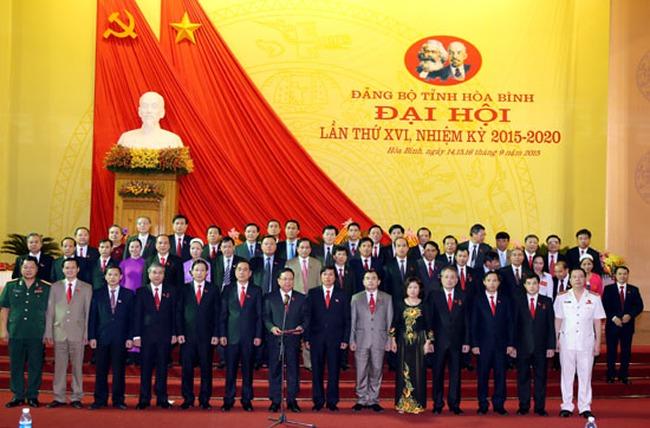 Các Bí thư Tỉnh ủy, Thành ủy nhiệm kỳ 2015-2020