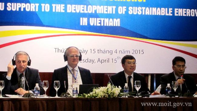 EU viện trợ không hoàn lại 400 triệu euro cho Việt Nam