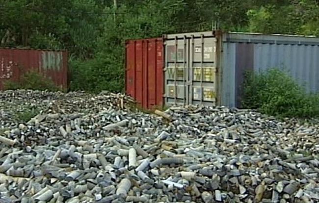 Hai công ty vàng đòi bán 60 tấn hóa chất cyanua giả nhập từ Trung Quốc