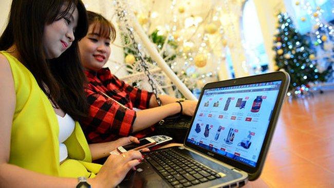 Nhiều khuyến mãi ảo trong ngày mua sắm trực tuyến VN