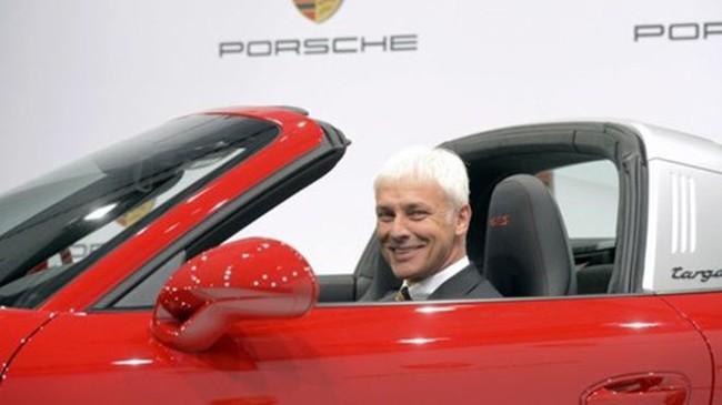 Volkswagen chọn tân lãnh đạo