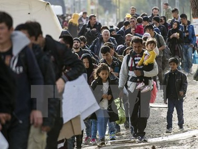 Thổ Nhĩ Kỳ bắt giữ 8 nghi can khủng bố giả tị nạn vào Đức