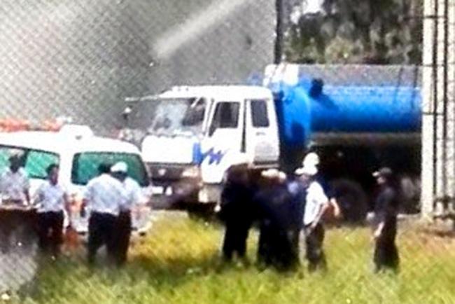 Nổ bồn chứa chất thải tại Vedan, một công nhân tử vong