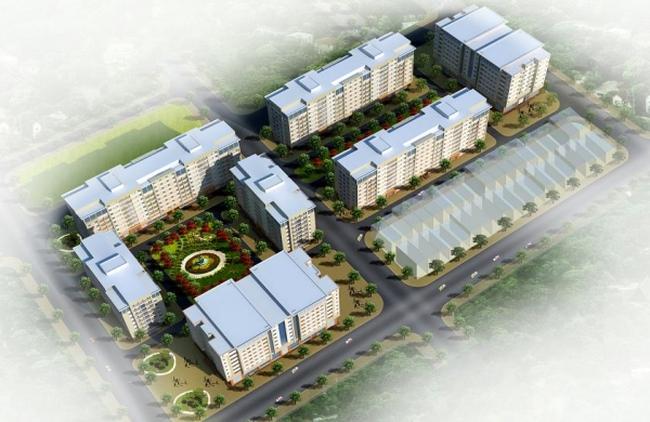 Dự án nhà ở xã hội hơn 577 tỷ đầu tiên tại Hưng Yên