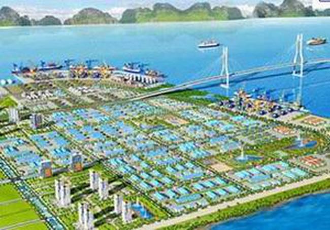 Điều chỉnh Quy hoạch KKT Đình Vũ - Cát Hải