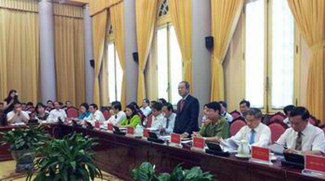 Công bố 13 Luật, Pháp lệnh và Nghị quyết