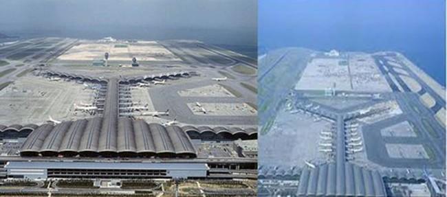 """Cục Hàng không lên tiếng nghi vấn phối cảnh sân bay Long Thành """"đạo"""""""