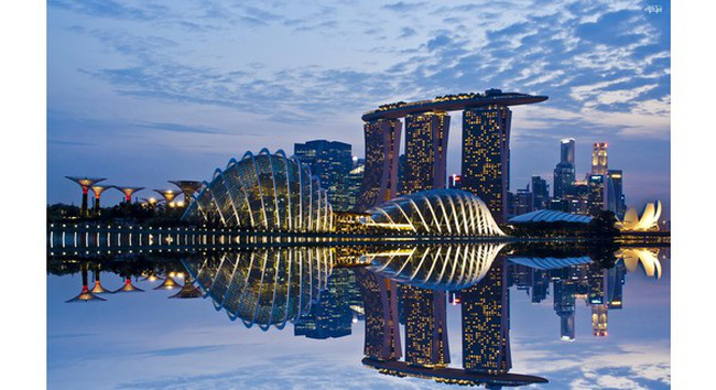 Singapore - Quốc gia ngoại lệ