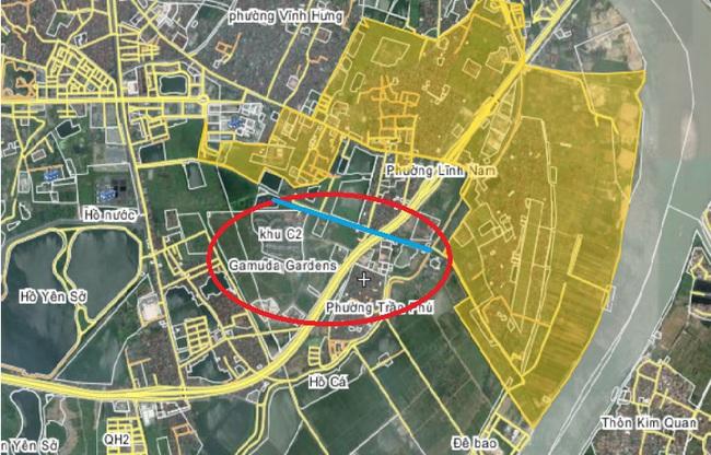 Tân Hoàng Minh làm đường 746 tỷ đồng, đổi khu đất khoảng 20ha