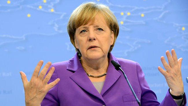 Thủ tướng Đức muốn giảm số người tị nạn vào nước này