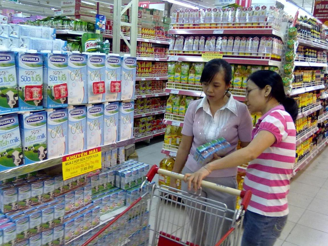 Thương hiệu tiêu dùng nhanh nào tăng trưởng nhanh nhất thị trường?