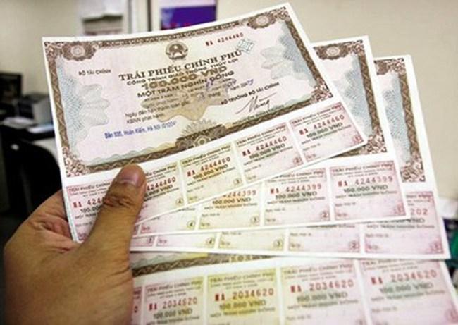 Tiếp tục huy động 6.000 tỷ đồng trái phiếu Chính phủ
