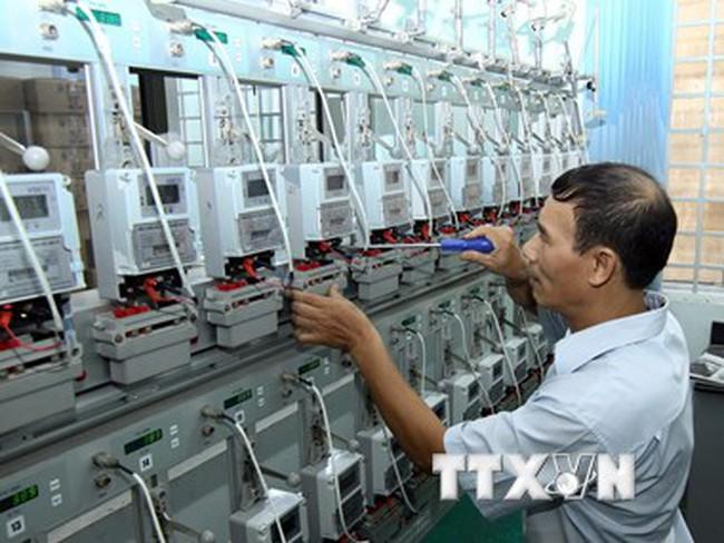 EVN khẳng định đầu tư công tơ điện tử không làm tăng giá điện