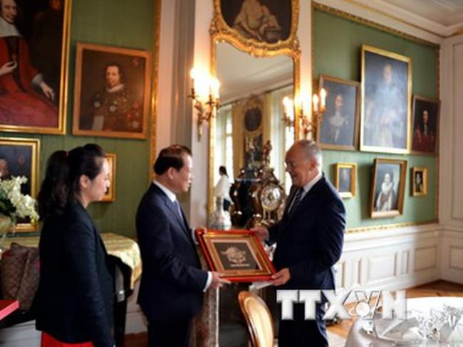 Thụy Sĩ thúc đẩy hơn việc đàm phán FTA giữa Việt Nam và EFTA