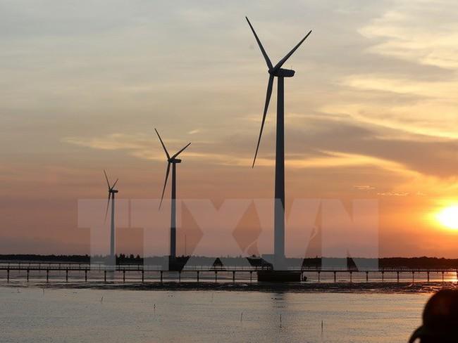 """7 triệu euro thực hiện dự án """"Hỗ trợ sử dụng quy mô điện gió"""""""